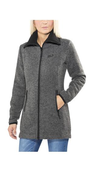 Jack Wolfskin Solitary Morning Coat Women black